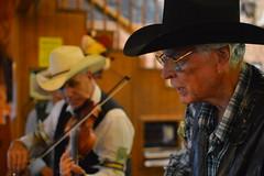 Singing with soul (radargeek) Tags: amarillo thebigtexan tx texas cowboyhat