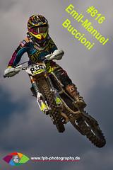 #816 Emil-Manuel Buccioni (F. Peter Blank) Tags: 816 2016 adac cross eichenried emilmanuelbuccioni jump motocross peterblank sbs sport sprung beedaaah fpb fpbphotography fpbphotographyde
