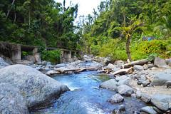 Downstream (mrjoshstewart) Tags: water stream hd highdef baler philippines creek waterfall scenic scenery beautiful travel nikon d3200 landscape blue green nature river outside