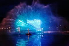 Zell am See (Tuomo Lindfors) Tags: itvalta austria sterreich zellamsee lakezell zellersee jrvi lake lightshow zellerseefest seefest elisabethpark vesi water dxo filmpack