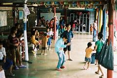 Water Games (Gonzalo Campos Garrido) Tags: cambodia camboye camboya travel viaje 35mm film vida vderano pse ong phnom penh kodak portra160 portra iso160