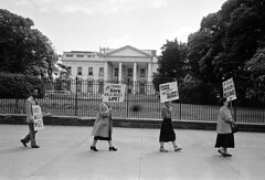 Save Willie McGee: 1951 (washington_area_spark) Tags: white house african american civil rights washington dc unitedstates usa congress crc willie mcgee free execution rape woman trial death penalty discrimination black communist picket protest retrial postpone electric chair 1951