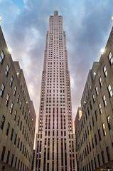 Rockefeller (Shane Jones) Tags: rockefeller skyscraper building tower newyork america usa nikon d7000 18200vr