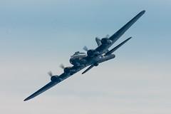 Sally B (Brendan Masterson) Tags: b17 worldwar2 bournemouthairfestival propellor bomber dorset d7200 nikon300mmf4 airshow aircraft