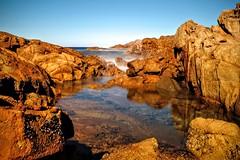Rockpool (jack eastlake) Tags: arragunnu mimosa rocks national park far south coast nsw indigenous site middens geology formations bega valley tathra