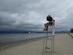 Baywatch - not on my watch! (misiekmintus) Tags: baywatch vancouver bc canada