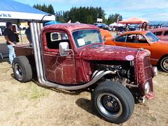 1935 Ford pickup (bballchico) Tags: 1935 ford pickuptruck hotrod benmiller rustinroulette33 arlingtoncarshow carshow 206 washingtonstate arlingtonwashington