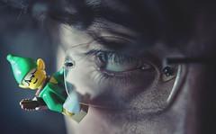 The Legend of Me (cimoc) Tags: macro hair miniature eyes play lego minolta head sony games adventure link zelda f2 minifig fullframe custom a7 45mm minifigure rokkor thelegendofzelda tloz mdrokkor customminifig customminifigure ilcea7