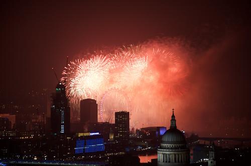 London on fire :) ©  Still ePsiLoN