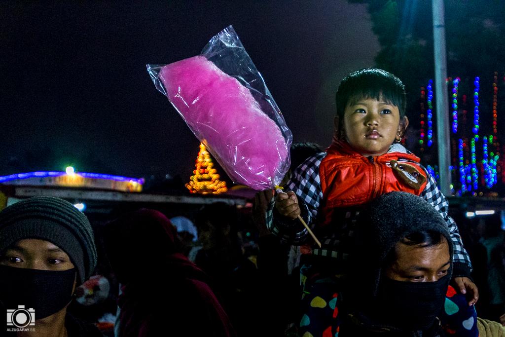 La infancia en Myanmar