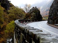 Glen Coe road (ericy202) Tags: road long bend drop glen coe