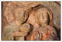 Prophete Daniel Eglise sainte radegonde POITIERS (pascal sabourin) Tags: france architecture église vienne poitiers poitoucharentes églisesainteradegonde constructionsanciennes
