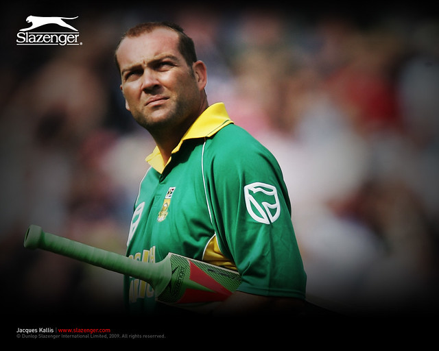Jacques Kallis South Africa Batsman HD Wallpaper - Stylish HD Wallpapers