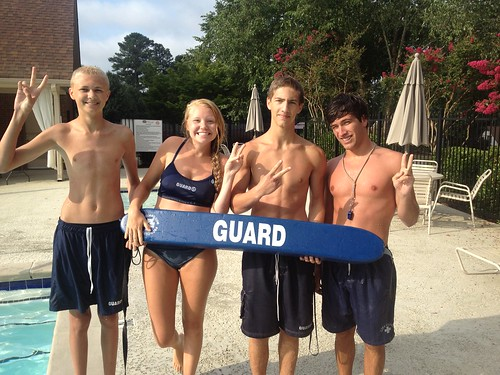 Happy Lifeguards!