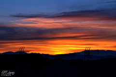 El amanecer de hoy (E.M.Lpez) Tags: sky color clouds sunrise andaluca enero amanecer cielo solo nubes saleelsol invierno jan 2015 alcallareal
