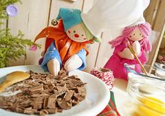 Receita de Biscoitos (Ateliê Bonifrati) Tags: christmas cute natal diy cookie craft tutorial pap receitas passoapasso bonifrati biscoitosdenatal craftchristmas