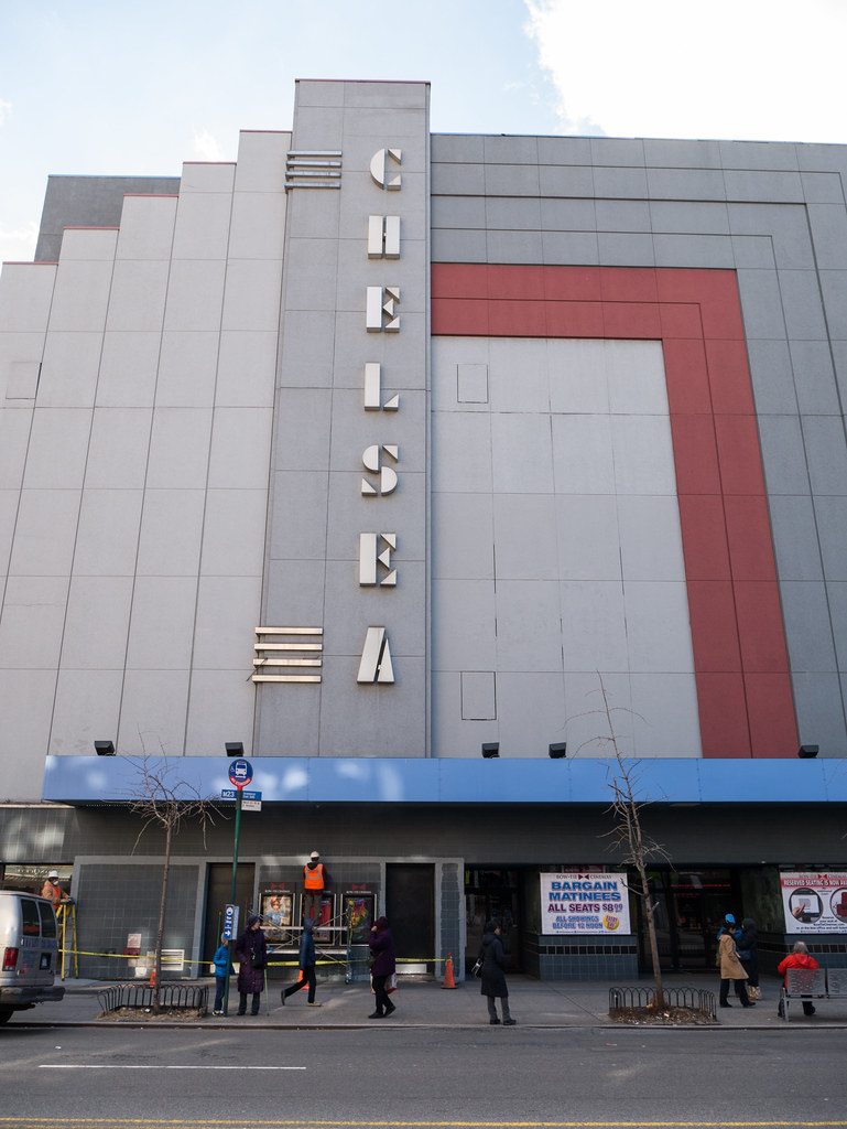 Chelsea Cinemas by Tom Simpson, on Flickr