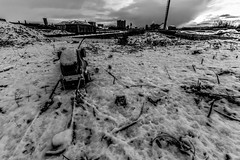 Snowfall (ianmiddleton1) Tags: winter snow canon scotland decay glasgow sigma snowfall hdr