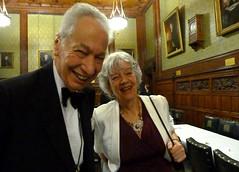 John Barker & Heather Owen (photo by Jean Upton)