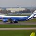 AirBridgeCargo Airlines, VQ-BLR, Boeing 747-8HV F
