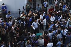 20150214-เลือกตั้งที่ลัก -01 (Sora_Wong69) Tags: people thailand bangkok protest police liberalism activist politic assembly coupdetat nonviolenceaction supportelection