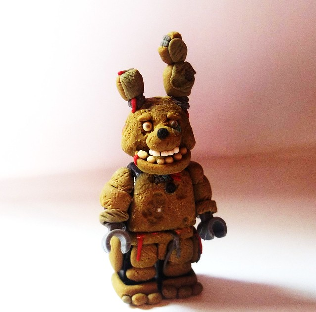 Five Nights at Freddys 3: Spring Trap