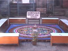 Buddhist Sand Art2