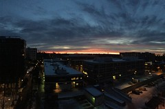 (rsarpal) Tags: clouds espoo finland dawn