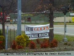 Goody's Coming Soon (xandai) Tags: ky peebles harlan goodys goodysfamilyclothing