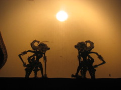 Antagonistic Shadow Puppets
