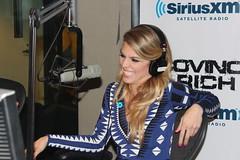 AnnaLynne McCord returns to the Covino & Rich Show (covinoandrich) Tags: show radio back satellite watch rich your mccord niptuck 90210 lifetime annalynne siriusxm covino