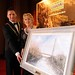 Gala Dinner Stephen McNally, IHF President and Professor Mary McAleese