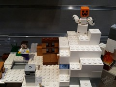 Toy Fair 2015 LEGO Minecraft 20 (IdleHandsBlog) Tags: toys lego videogames buildingsets minecraft toyfair2015