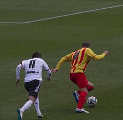 "Valencia Mestalla 1  Sant Andreu 1    22.02.2015 <a style=""margin-left:10px; font-size:0.8em;"" href=""http://www.flickr.com/photos/23459935@N06/16615317482/"" target=""_blank"">@flickr</a>"