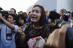 20150214-เลือกตั้งที่ลัก -62 (Sora_Wong69) Tags: people thailand bangkok protest police liberalism activist politic assembly coupdetat nonviolenceaction supportelection