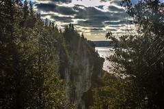 2014Dec28_lions_head_bruce_peninsula (Ruddmill) Tags: sun ontario bay bruce hike trail georgian peninsula