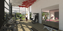 PARK POINT Gym + Yoga Studio