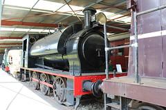 79 (LC1073) Tags: locomotive 79 pwd steamlocomotive steamloco hunslet trainworks nswpwd transportheritagensw thnsw