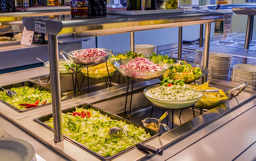 Koulutuskeskus Salpauksen ravintolapalvelut.