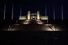 War memorial, Canberra, Australia (chabalmathias) Tags: longexposure architecture night australia canberra warmemorial act bulding australie oceania nikond3200 oceanie nikkor1855mmf3556 nikkor55300mmf4556
