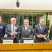Xème anniversaire de l'Eurorégion à Bruxelles ı Xè aniversari de l'Euroregió a Brussel·les