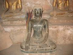 Buddha in Wat Si Saket