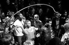 Jack and Andre Mizrahis 21st Annual Ball Awards 2015 (jasmiinej) Tags: newyorkcity portrait blackandwhite newyork fashion blackwhite documentary ballroom ballroomscene jackmizrahi andremizrahi