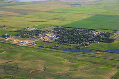A western ND town celebrates 100 years (breann.fischer) Tags: grenora nd plains greatplains grenorand fields nd2016contest