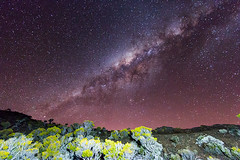 Milky Way (LandAndNightscape) Tags: milkyway voielacte runion 974 cratre volcan commerson sky nightscape canon70d canon pitondelafournaise vegetation ngc