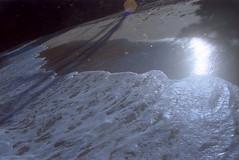 Ubatuba (a.ninguem) Tags: ubatuba pentax k1000 film 35mm kodak color beach waves sun secluded