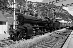Gotthard Railway Anno 2016 - SBB C 5/6 Elefant (Kecko) Tags: 2016 kecko switzerland swiss schweiz suisse svizzera innerschweiz zentralschweiz uri gotthard göschenen bahnhof station bahn eisenbahn railway railroad gotthardbergstrecke steam train dampfzug locomotive dampflokomotive elefant c56 2978 swissphoto geotagged geo:lon=8588530 geo:lat=46663720