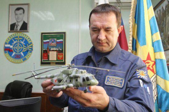 Названы дата иместо похорон командира Ми-25, сбитого вСирии
