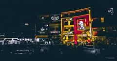 SMCHS (umairrkhaan) Tags: nightlife night life photography lights exposures bright restaurants kfc dope photographers filming filmlife karachi pakistan