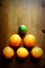 198.365.2016 (johnny the cow) Tags: pool fruit wales photo triangle pyramid juice diary cymru aberystwyth collection citrus 365 oranges catalogue ceredigion snooker limes 2016 aphotoaday 366 llanafan